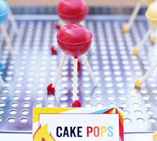 BBQ cake pops | amanda jayne events blog