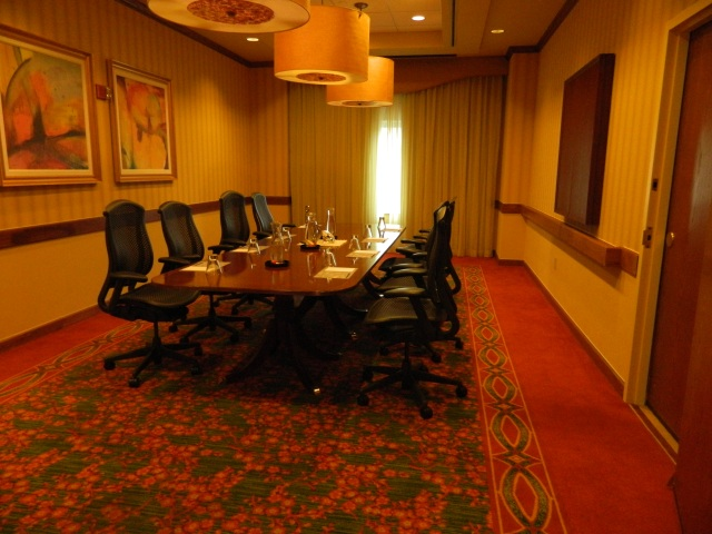 renaissance oklahoma city convention center hotel | amanda jayne events blog