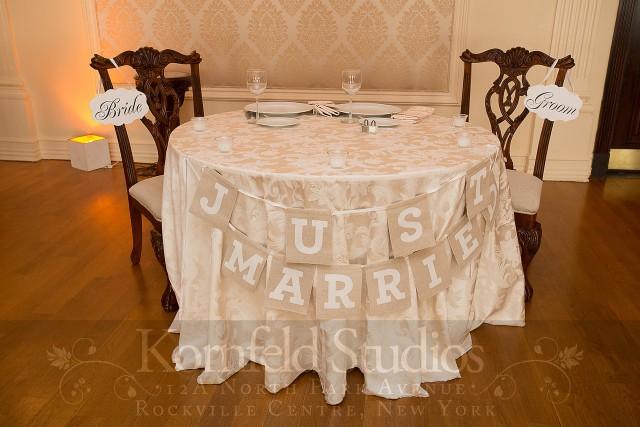 sweetheart table by kornfeld photography | amanda jayne events blog
