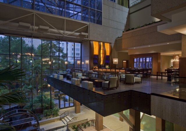 Hyatt Regency San Antonio Q Bar