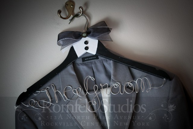 tux hanger by kornfeld photography | amanda jayne events blog