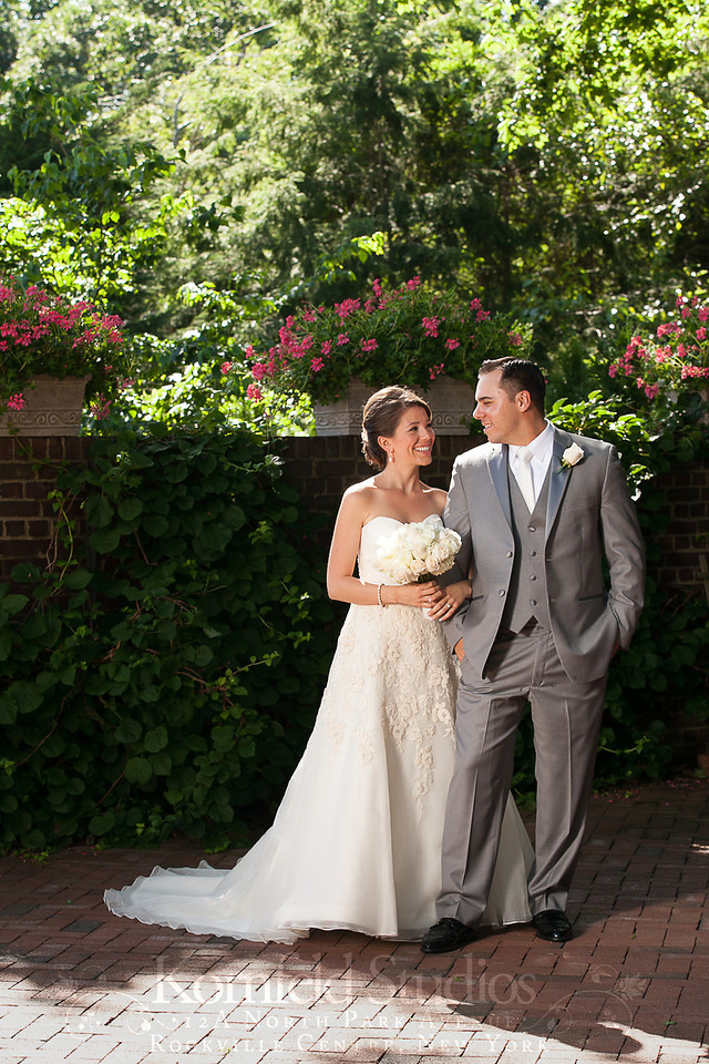 jenna & kenny's romatic garden wedding by kornfeld photography | amanda jayne events blog