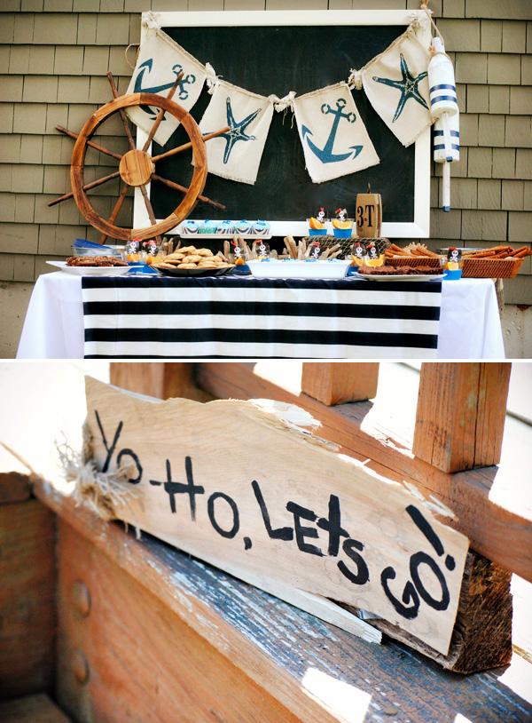 pirate-dessert-table