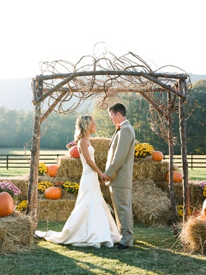 pumpkin wedding ideas | amanda jayne events blog