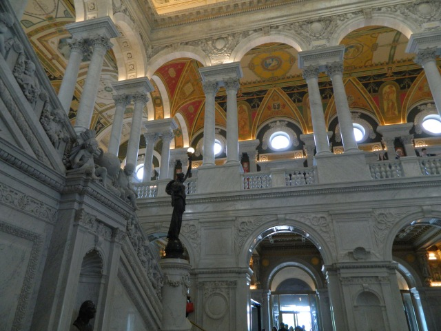 library of congress in washington dc | amanda jayne events blog