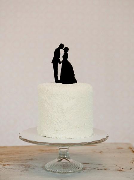 unique cake topper