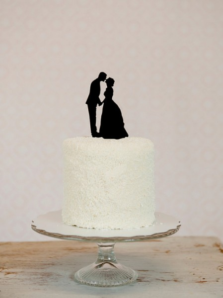 unique cake topper