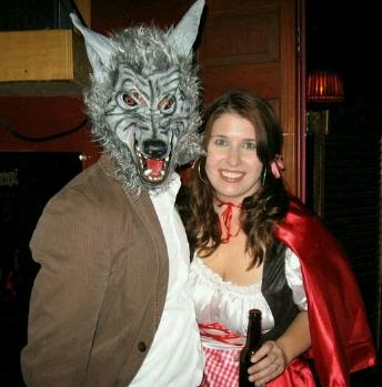 halloween couple