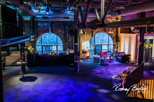 The Powerhouse special events venue in Georgetown, Washington, DC