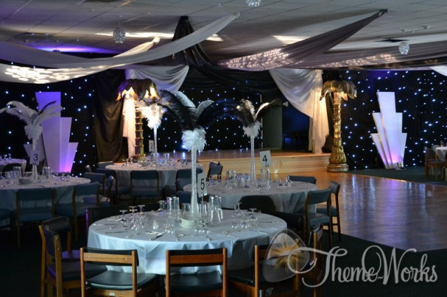 corporate holiday party themes hollywood corporate office holiday party decor themes and ideas amanda jayne events blog