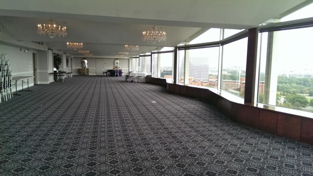 top of the town meeting & event venue in arlington, va