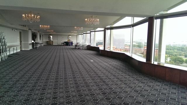 top of the town meeting & event venue in arlington, va