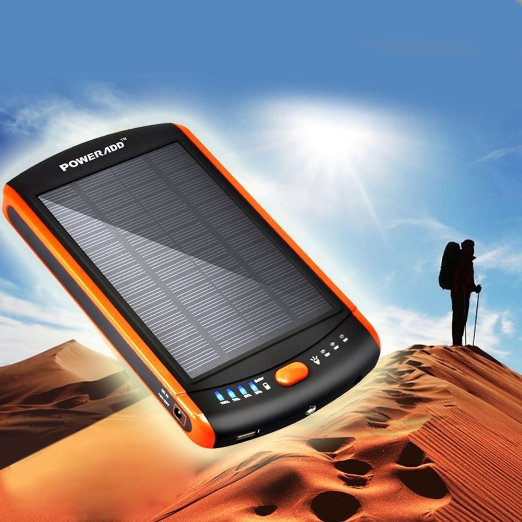 gifts for your event planner friends - solar charger