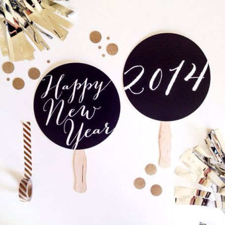 how to throw a grown-up new year's eve party