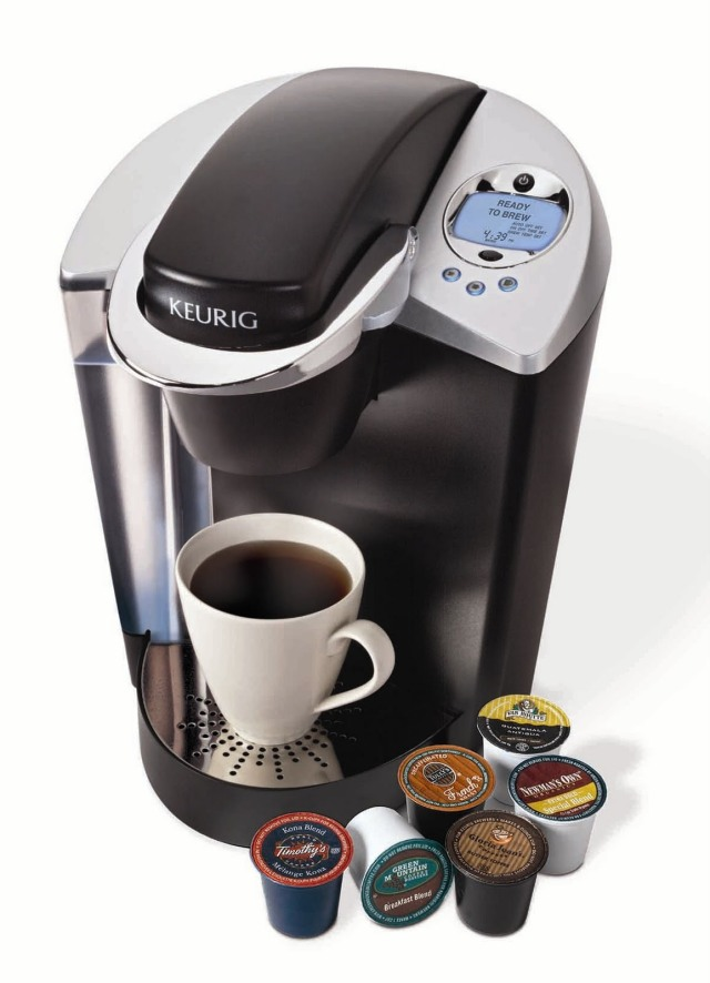 gifts for your event planner friends - Keurig Coffee Maker