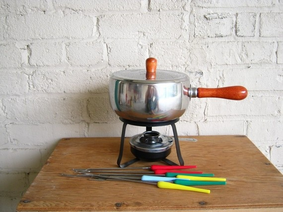 how to have fondue at your next party - recipes included!