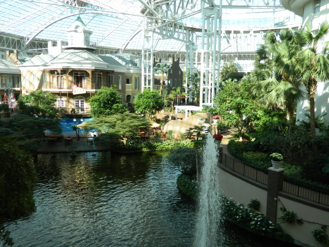 gaylord opryland in nashville